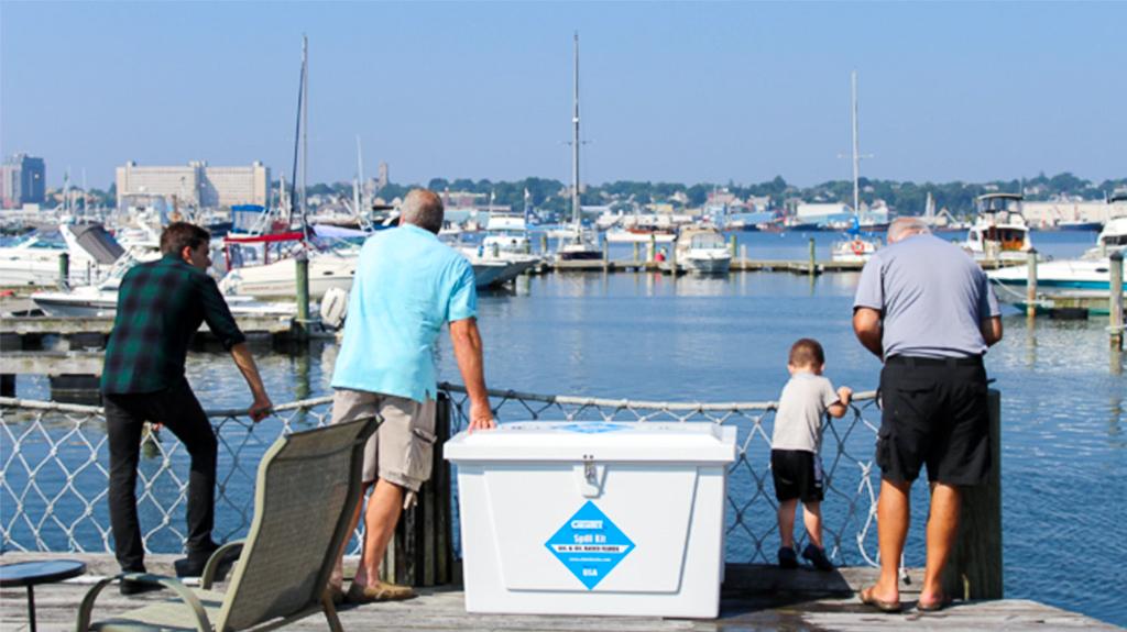 marina guests, fairhaven marina